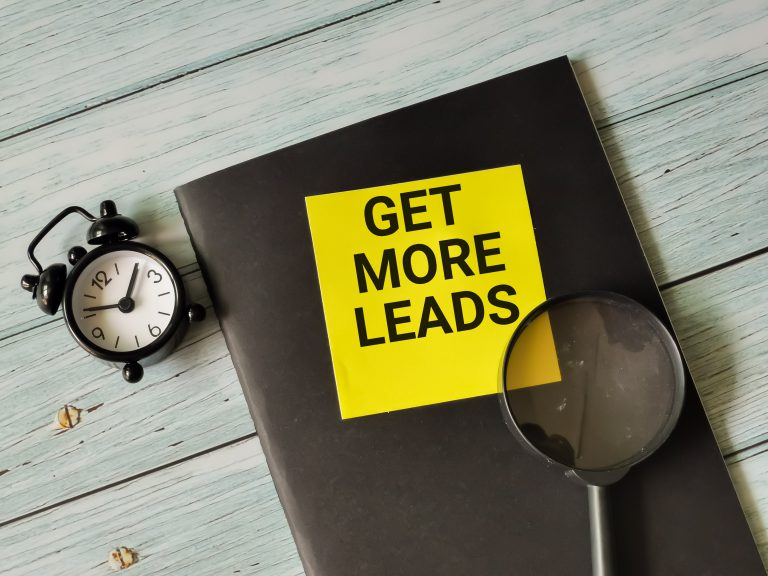 phrase-get-more-leads-written-on-sticky-note-with